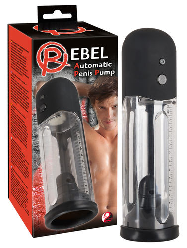REBEL Automatic Penis Pump